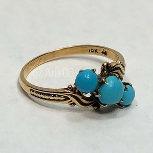 Jewelry - Antique Turquoise Ring